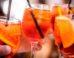 orange aperol spritz festival roma 2017