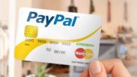 Carta PayPal ricaricabile