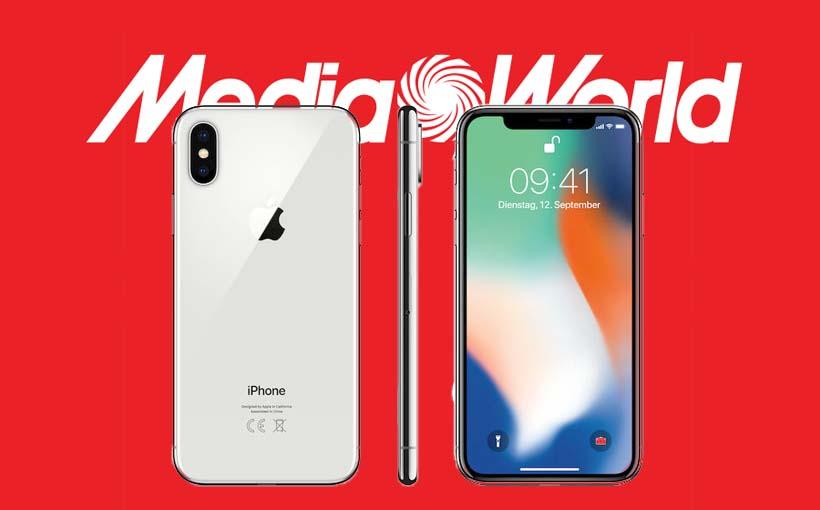 Iphone X Da Mediaworld  Prezzo  Offerte E Finanziamento A