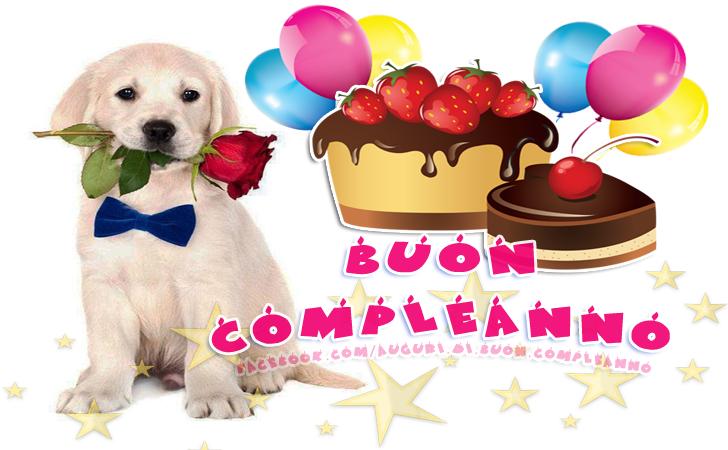 Famoso Immagini di Buon Compleanno: auguri divertenti per WhatsApp con  ZV13