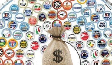 Finanziamento Partiti Politici