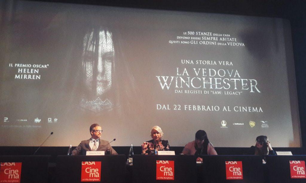 La Vedova Winchester: recensione del thriller soprannaturale con il premio Oscar Helen Mirren