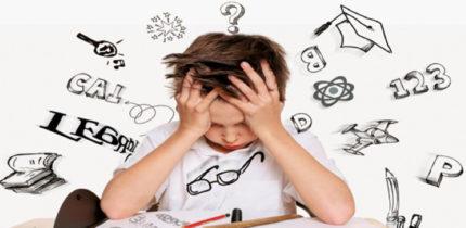 Esercizi per bambini dislessici