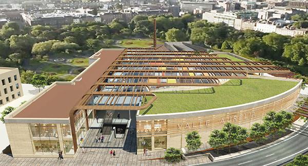 Centro commerciale aura roma valle aurelia indirizzo for Negozi arredamento roma centro