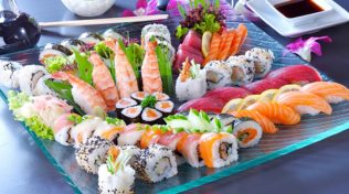 Sushi all you can eat Firenze