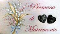 Promessa di matrimonio frasi auguri