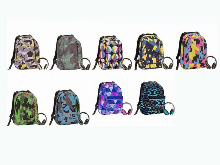 51daeb00df Zaini Seven 2018: scuola, offerte Amazon, trolley, zaino reversibile, con  faccine, per bambina e bambino - Corretta Informazione