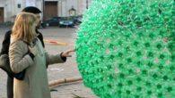 Albero di Natale bottiglie
