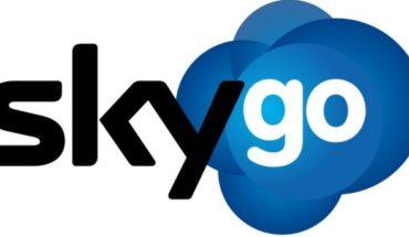 SkyGo estero