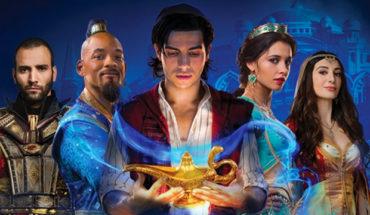 Recensione Aladdin 2019