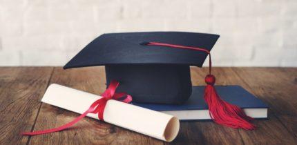 Voto di laurea con media del 26