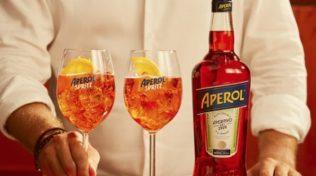 Calorie Spritz Aperol