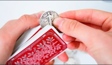 Trucchi di magia con le monete