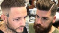 Taglio capelli uomo febbraio 2020