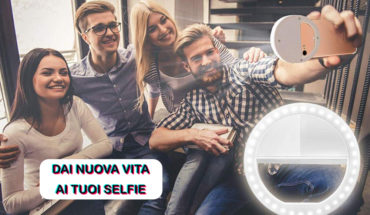 Selfie Led