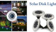 Solar Disk Light