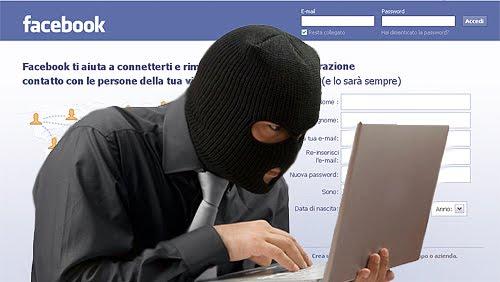 Facebook truffa profili falsi